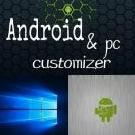 Android And PC Customizer